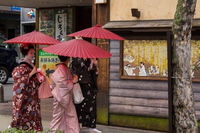 到京都体验一把日式旅馆 旅途不留遗憾