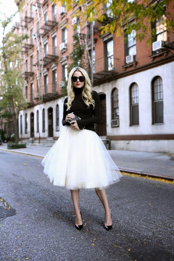 薄纱裙 满足你的浪漫公主幻想