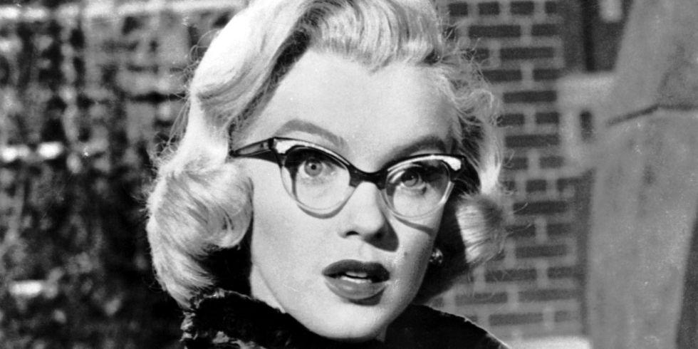 爱因斯坦还是梦露?一秒让你知道是否戴眼镜