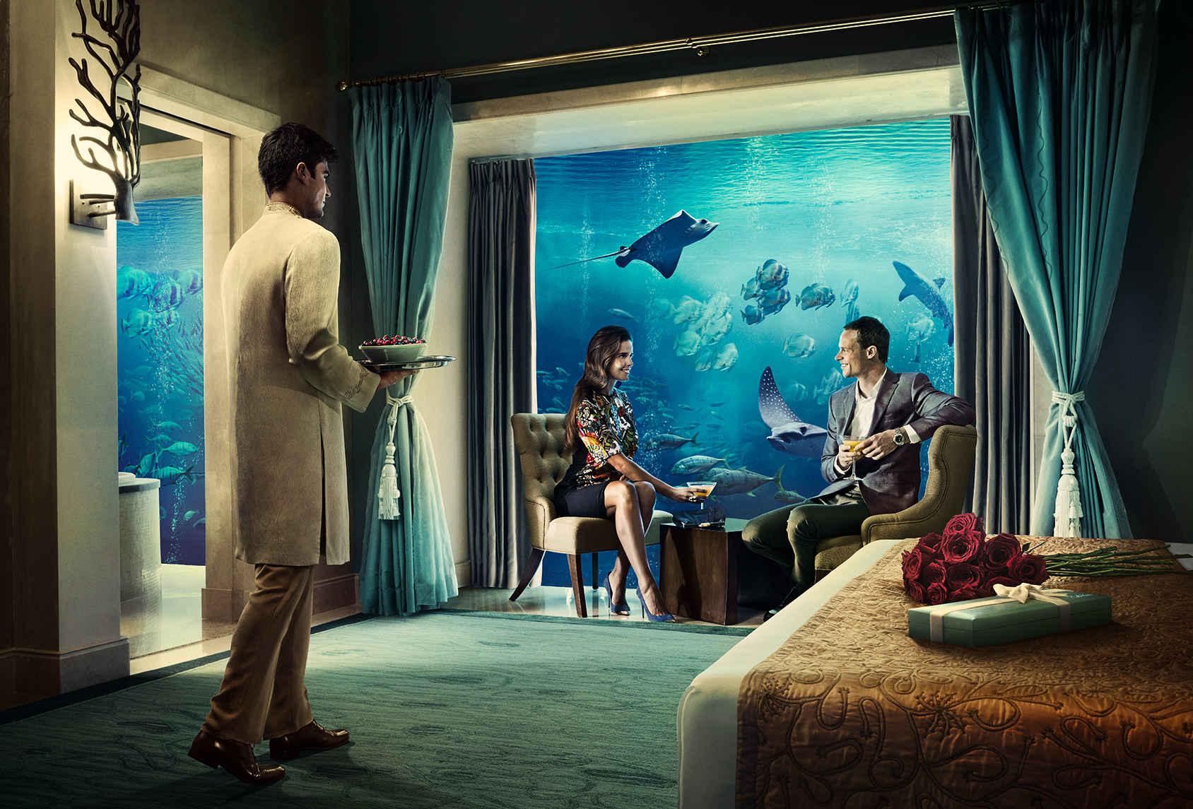 TOP7 最美的水下旅馆
