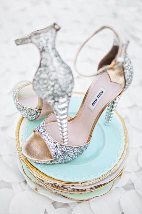20双绝美婚鞋一次看个够