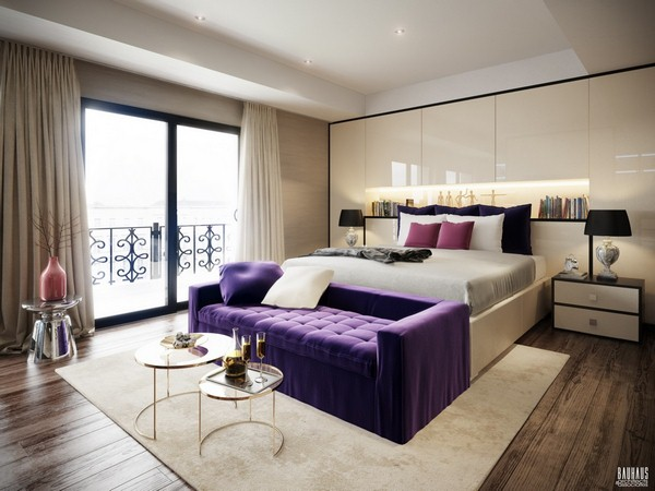 每個人都需擁有 舒適品位的質感臥室