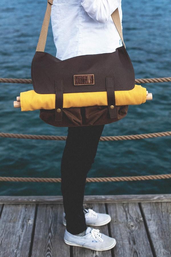 旅行癖出行必备好物  Leano chair轻便折叠椅