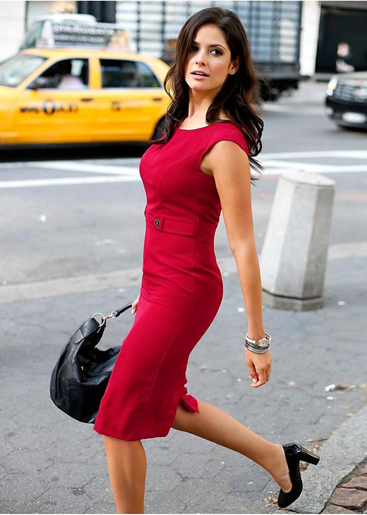夏天这么热 都市白领新女性的你要怎么穿?
