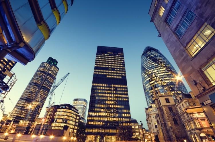 伦敦顶级商业区 最棒的创业新起点