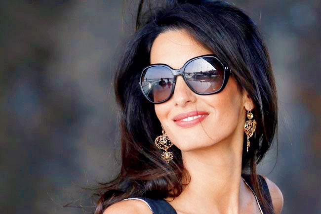女强人就要像Amal Clooney一样穿衣