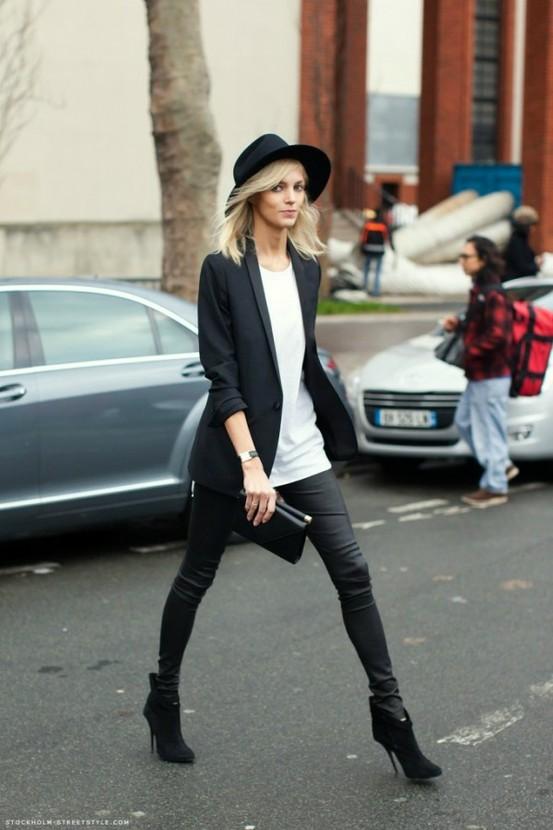超模都爱的紧身牛仔裤你穿对了吗?