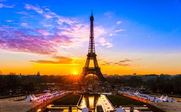 巴黎完美旅游指南