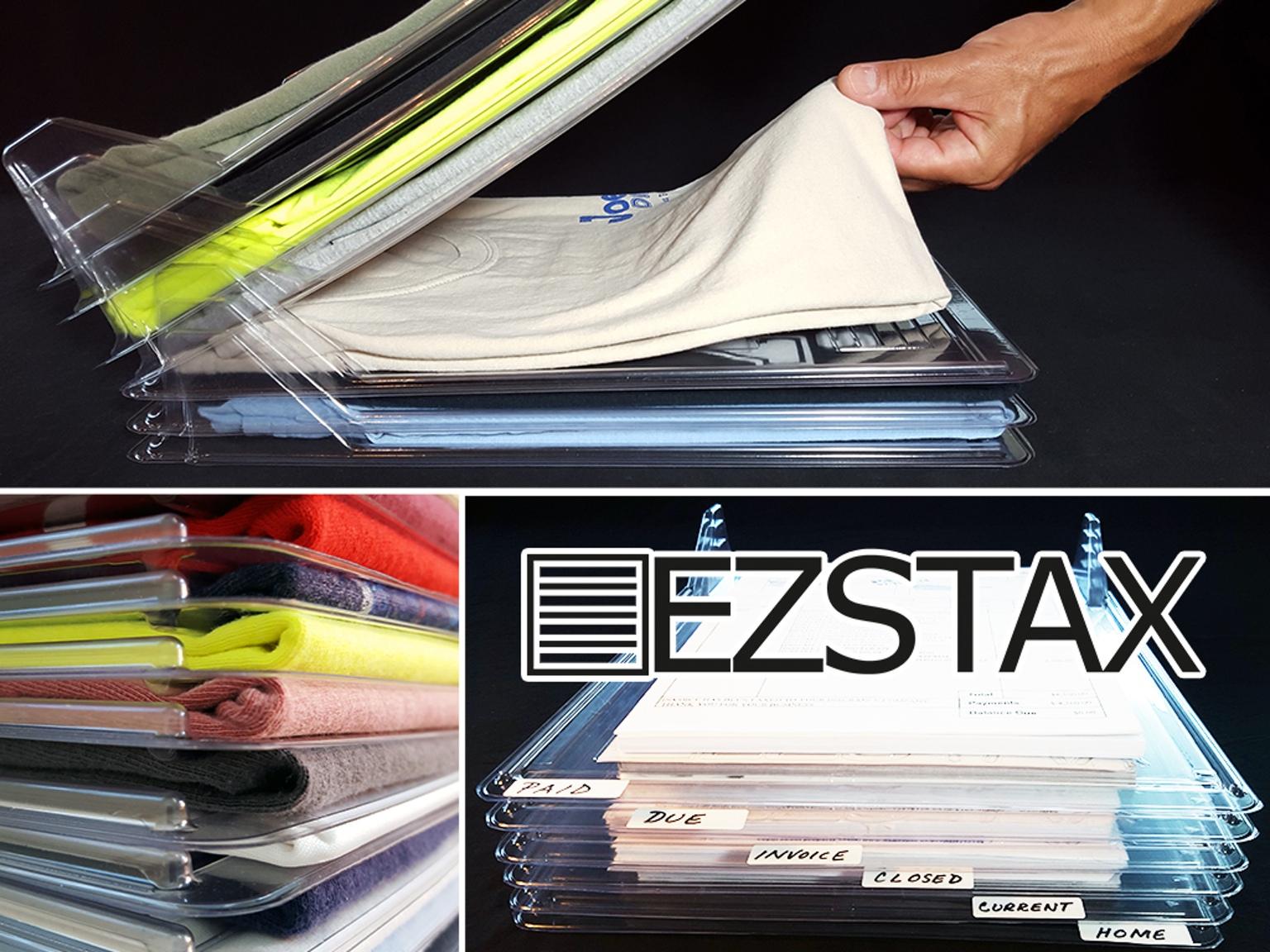 衣柜再也不会乱 收纳神器EZStax
