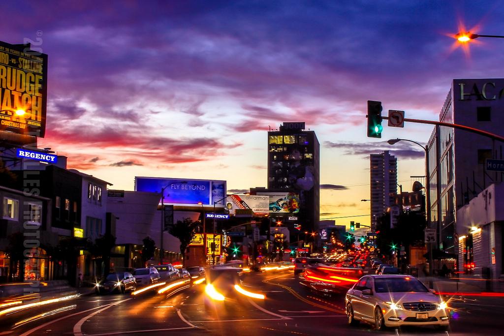 时尚圈人士的洛杉矶之旅