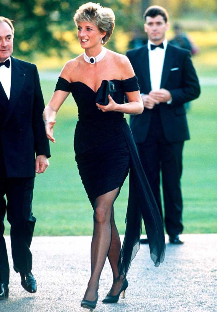 TOP 3 最昂贵的小黑裙