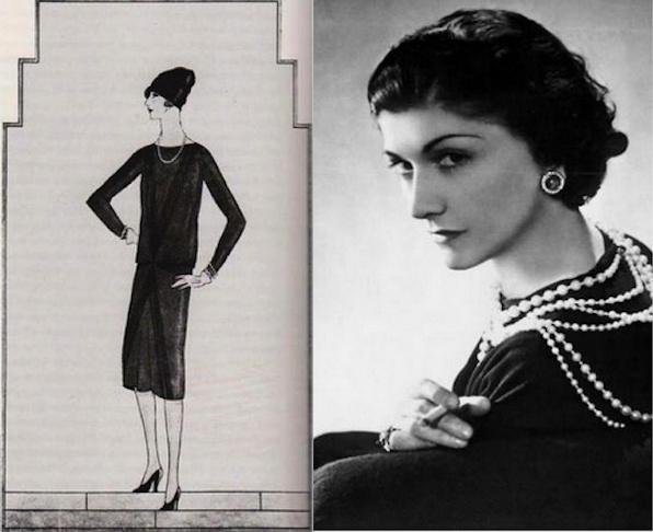 20世纪的经典look永远改变了时尚(上)