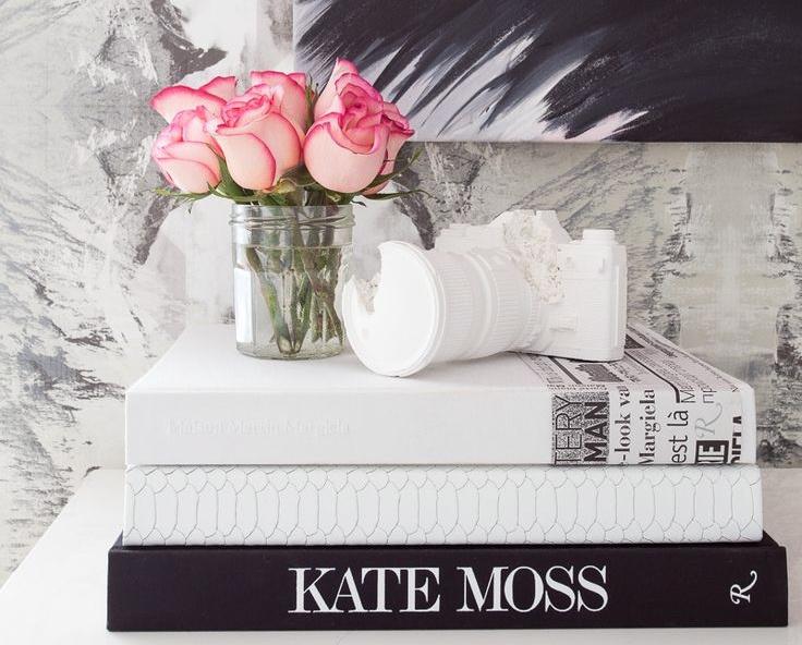 家居逼格UP:用书装饰你的家