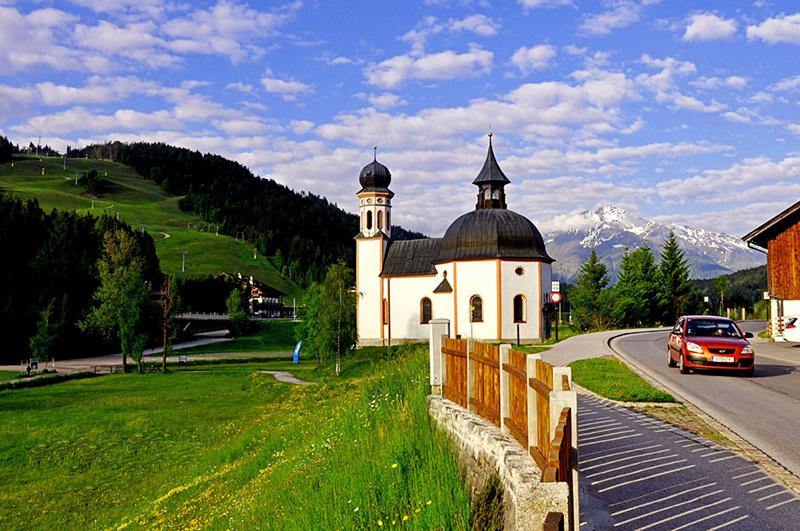 阿尔卑斯:大自然里藏着的宫殿