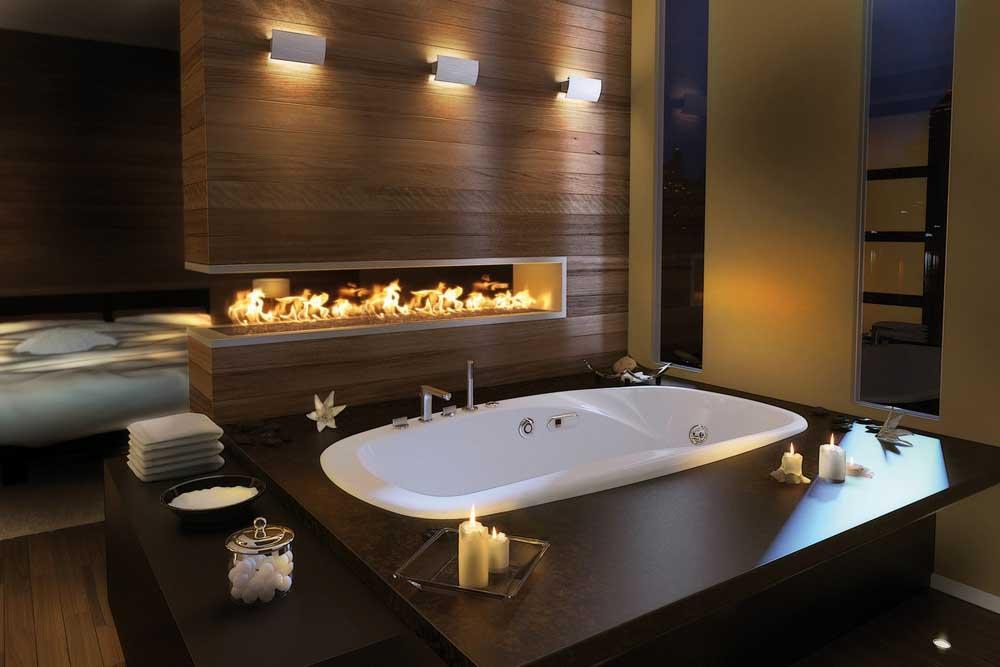 在家也能享受SPA?浴室升级好方法