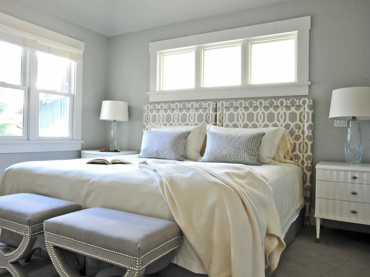 完美灰色 让你的卧室更具质感
