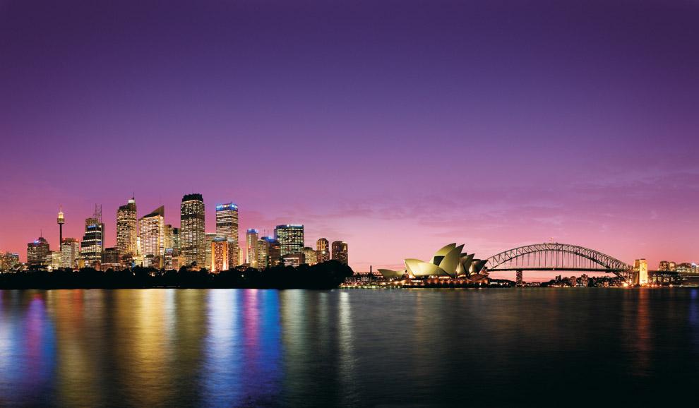 TOP 20 最美的城市天际线